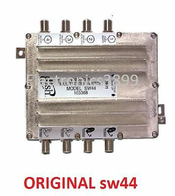 SW44 SW 44 MultiSwitch Legacy Dishnetwork Bell FTA Brand New (switch only)