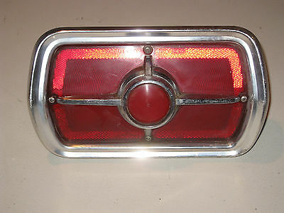 1965 Fairlane Station Wagon Tail Light Assembly