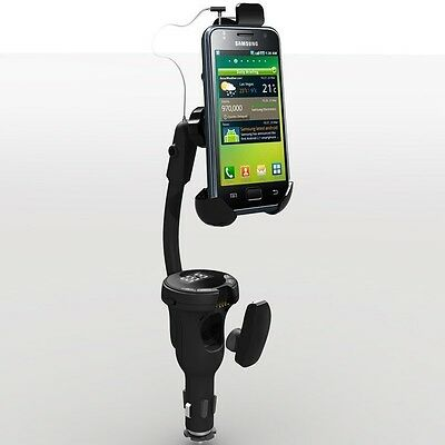 Smartphone Car Kit With Holder Fm Transmitter For Sony Xperia Z , Xz