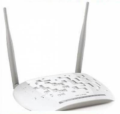 ROUTER MODEM WIRELESS ADSL2plus  300MBPS TP-LINK TD-W8961ND