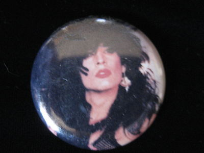 Motley Crue-Tommy Lee-Face-Large-Button-80's Vintage-Rare