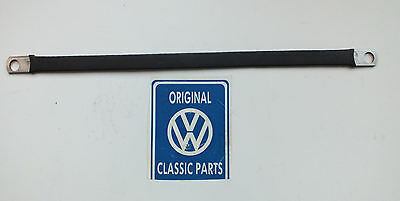 VW MK2 Golf - Genuine OEM - Bonnet to Wing Earth/Ground Strap - Brand New