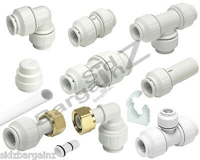 JG John Guest Speed Fit A WIDE RANGE of Fittings and Pipe