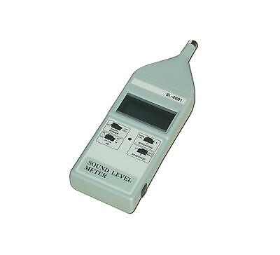 Sound Meter Digital Sound Level Meter SL4001 compact hand held - Labfacility