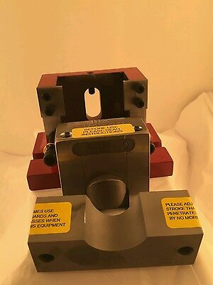 "1-1/2"" sch 80  Pipe Notcher / Coper for most Ironworkers"