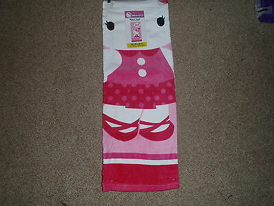 HELLO KITTY BEACH TOWEL 28 X 58 NEW WITH TAGS 2013