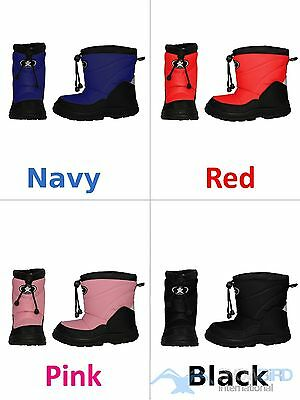 Xtm Puddle Kids Snow Boots!!!