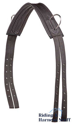 Zilco Tedex Tedman Driving Harness - Wither Strap