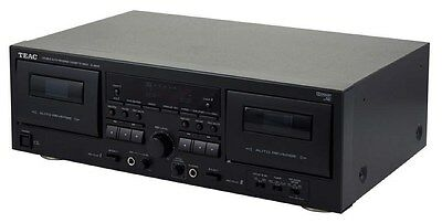 TEAC W-890R Double Auto-reverse Cassette Deck  and Recorder  TEAC W890R