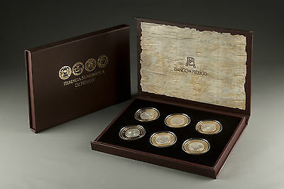 2011 Heritage Numismatico PF 6 coin set (1st Set in the series)