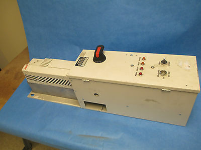 ABB AC Drive With Bypass ACH401600922, 10HP