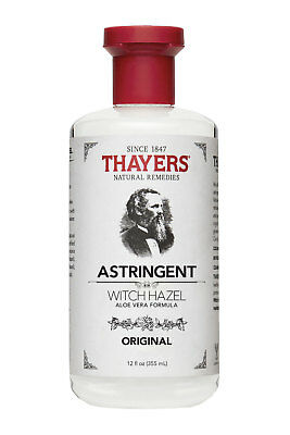 USA Thayer's Natural Witch Hazel - Choose Fragrance All Skin Types