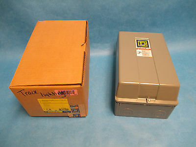 Square D Lighting Contactor 9803SPG2V02, New in Box!!!