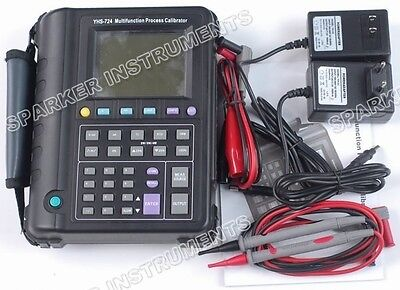 New YHS-724 Signal Source RTD Thermocouple Process Calibrator Meter Tester F 724