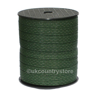 Electric Fencing Premier Green 20mm Tape 200m Long