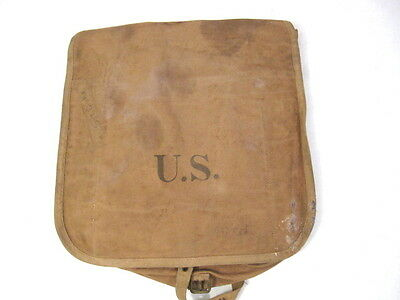 Spanish American War US Army Pattern 1902 Canvas Haversack Pack
