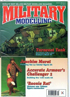 Military Modelling Magazine - March 1996