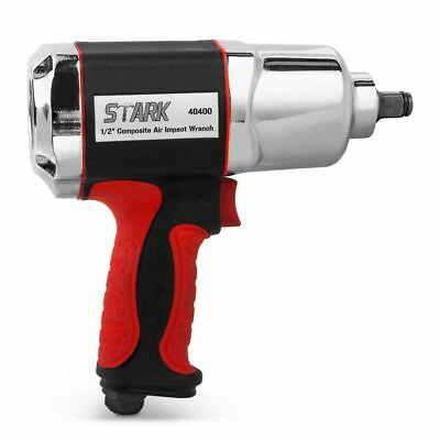 """1/2"""" Air Impact Wrench Composite PROFESSIONAL GRADE NUT BUSTING Torque 700 ft/lb"""