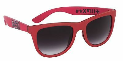 Independent Truck Company FN LOGO Sunglasses RED