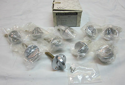 Baldwin 6749.264 Spindle Turn Piece SATIN CHROME NEW in box! • CAD $154.99