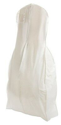 Huge Extra Large White Storage Bag, Breathable, For Bridal Wedding Gown Dress