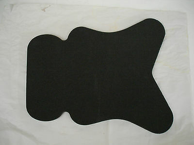MOTORCYCLE RACING SEAT FOAM. SELF ADHESIVE. 20mm THICK. SF002