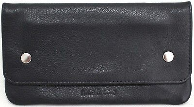 Quality Full Grain Cow Hide Leather Tobacco Pouch Style: 11013