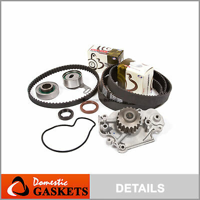 Timing Belt Kit Water Pump Fit Fit 92-96 Honda Prelude 2.3 DOHC H22A3