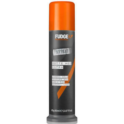 Hair Styling Molding Fudge Matte Hed Extra Strong Hold Texture Matte Finish 85ml