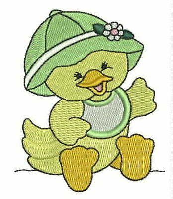1020:  Machine Embroidery Designs - Just For Baby II