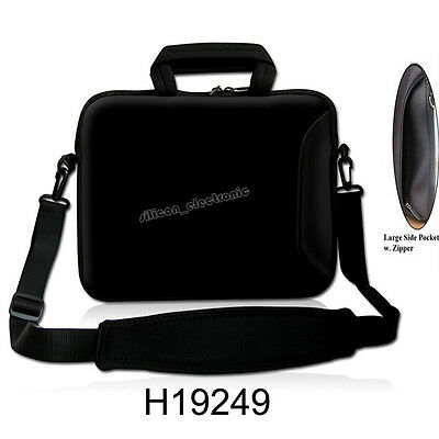 "17"" 17.3"" Laptop Notebook Computer PC Handle Sleeve Case Bag with Shoulder Strap"