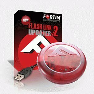 Flashlink Fortin Bypass Module Update USB Link Kit FLASHLINK2