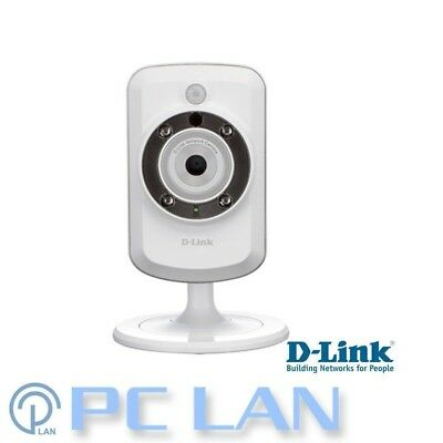 D-Link DCS-942L mydlink Enhanced Wireless N Day/Night IP Security Network Camera