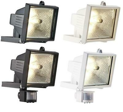 120W & 400W Floodlight Security Light With & Without PIR Motion Sensor Garden