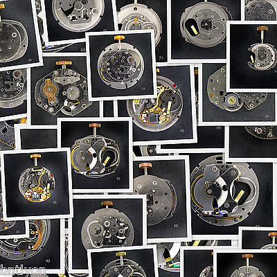 Timex Watch Movements, New Old Stock, NOS