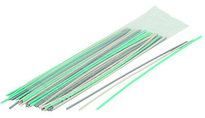 100 Piece Plastic Welding Rods