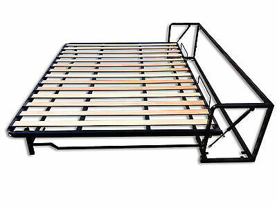 Somier Cama Abatible Horizontal Cama Empotrable Horizontal Cama Plegable 135x190