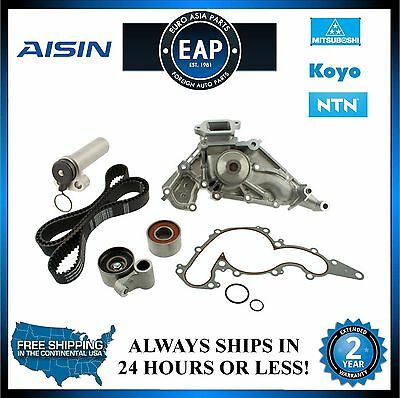 For Toyota Lexus 4.0L 4.3L 4.7L V8 Aisin OEM Timing Belt Water Pump Kit NEW
