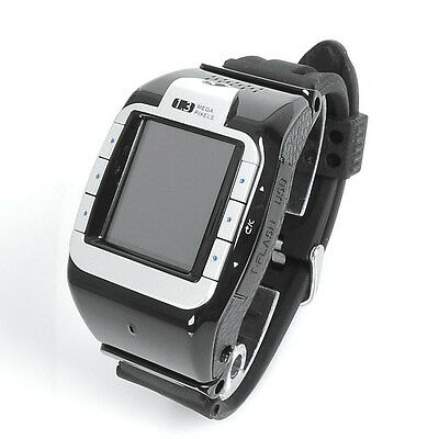 NEW Unlocked WristWatch Mobile CellPhone DVR Hidden Camera MP3 GSM Tri-Band N388