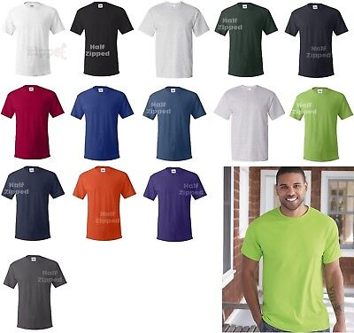Low Price while Supplies Last! S//S L//S Hanes Heavyweight T-Shirts 5280//5286