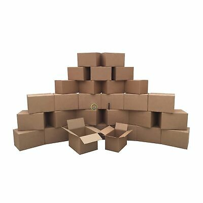 Moving Boxes - Value Economy Kit #2 Qty: 30 Boxes & Moving Supplies