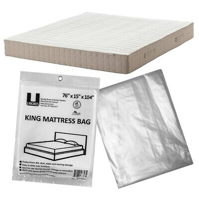 "King Size Mattress Cover 76"" x 15"" x 90"""