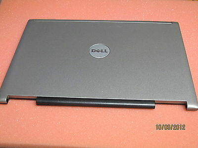 Dell Latitude D420 LCD Display Cover and Front Bezel With Wireless Antenna