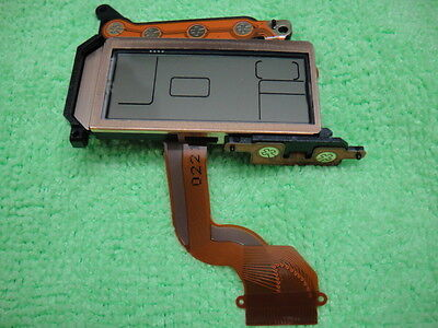 Genuine Canon 30D Top Lcd With Back Light Repair Parts