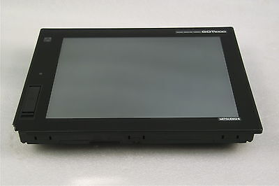 Mitsubishi Hmi Touch Screen Got1000 Gt1685M-Stba Cover Broken Tested Working