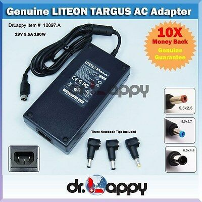 Wholesale Genuine LITEON 180W Adapter Charger for Toshiba Satellite L300 L300D
