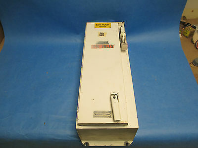 Square D Combination Starter 8538 CA-14 FT, Size 1 120V Coil 30A 3R Fusible