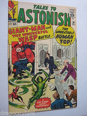 Tales To Astonish 50 VFNM Vintage Old Collectible Marvel Comic Book