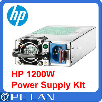 HP 1200W Common Slot Platinum Plus Hot Plug Power Supply Kit for G8 656364-B21