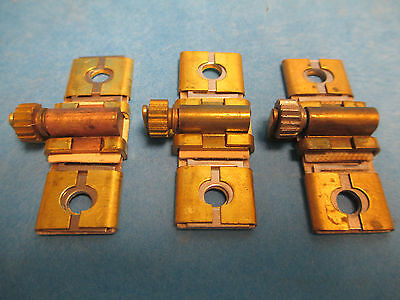 Square D B4.15 Overload Relay Thermal Units *Box Of 3* Used
